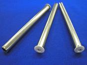 パイプ加工:絞り加工/リベット組立