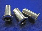 パイプ加工:絞り加工/ダブルフレアー加工